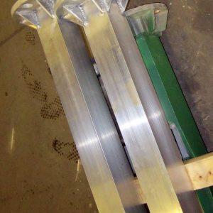 Aluminum Street Light Repair - Mark Metals