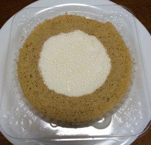 プレミアムブランのロールケーキ