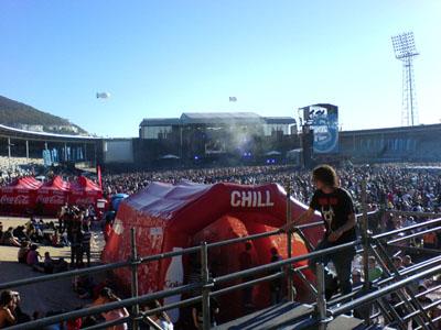 Colab Concert Cape Town