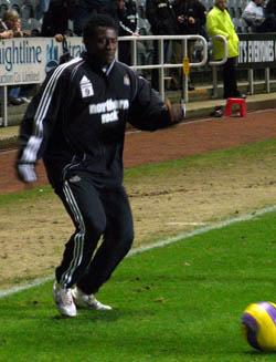 Obafemi Martins Newcastle