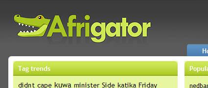 Afrigator Design