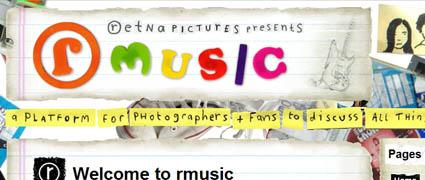 Retna Pictures presents RMusic