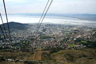 Table Mountain Cableway Cape Town