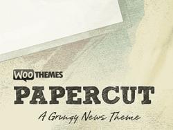 WooThemes Papercut Teaser