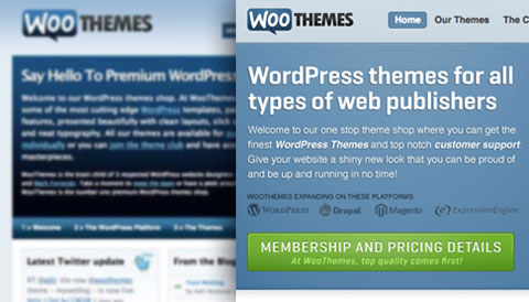 WooThemes Colours