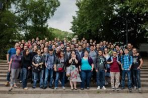 🇩🇪 The WooCommerce team in Berlin, 2015