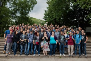 🇩🇪 The WooCommerce team in Berlin, 2015