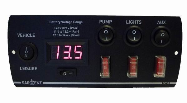 Mark1-Sargent-EC30-Control-Panel