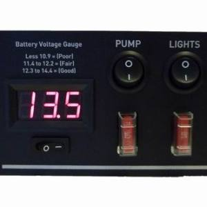 12v Power Control and Distribution