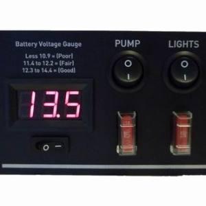 12v Power Control and Distribution