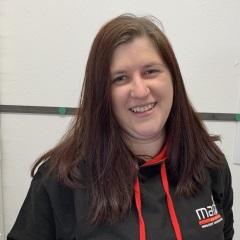 Mark 1 Staff - Kate Willis