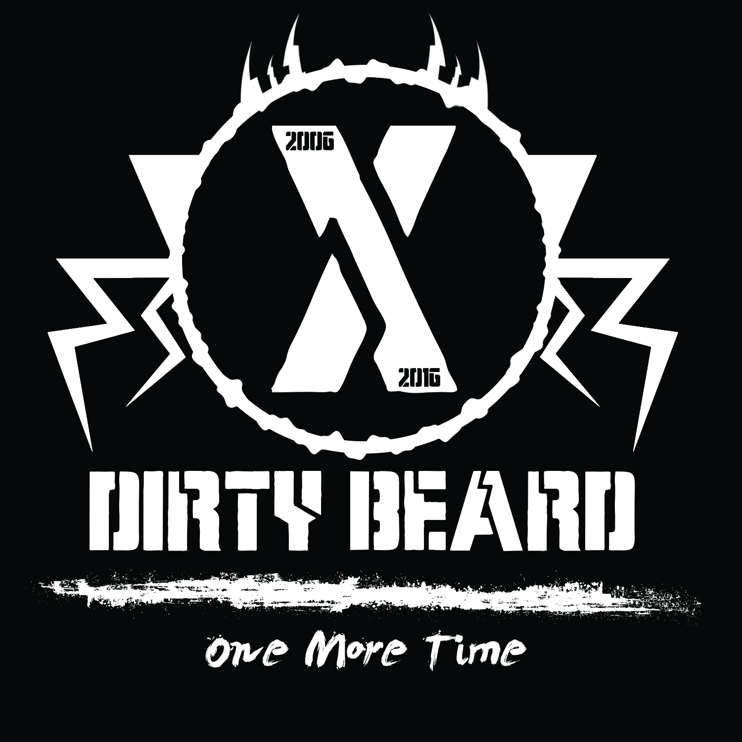 Logo Design Dirty Beard