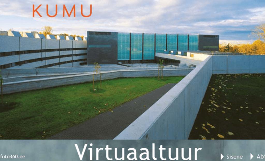 KUMU virtuaaltuur