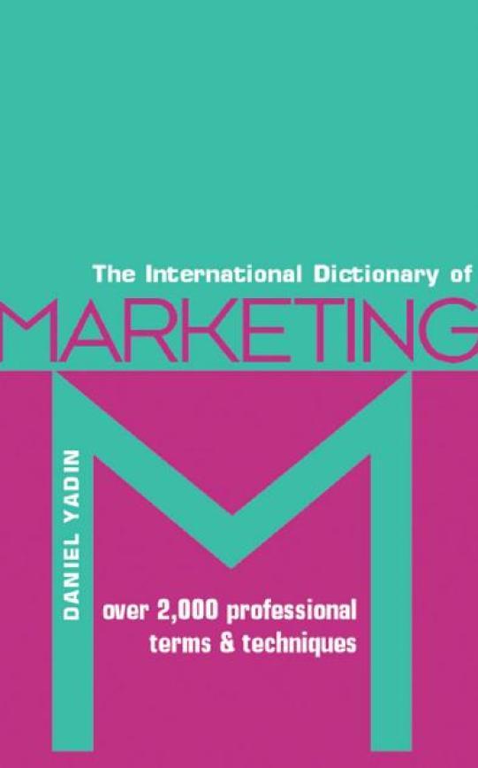 marketingci sözlüğü