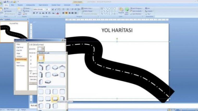 yol haritası 8