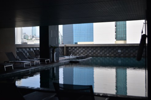Aetas Lumpini Pool - Bangkok Thailand - Travel Blog - Travel Blogger- Gate 1 Travel