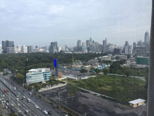 Bangkok - Thailand - Travel blog- travel blogger - Gate 1 Travel - Lumpini Park
