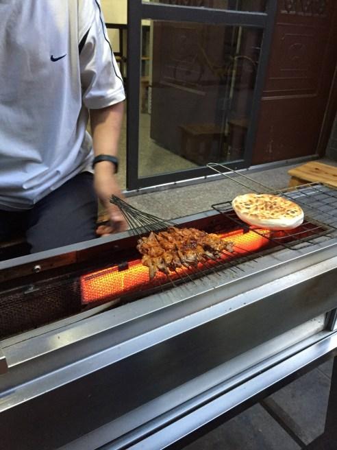 Lost plate Food Tours - Lost Plate Food Tours Xian - China - Chinese street food tours - street food - Xian BBQ