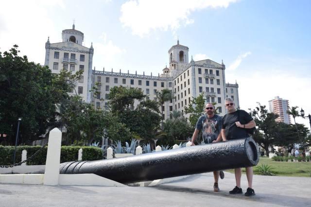 National Hotel - Cuba Cruise - I LOVE Cuba photo tours