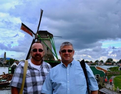 Netherlands- Windmills - Travel Bloggers - Amsterdam vacation