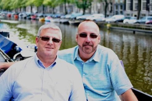 Amsterdam - cancel boat- Netherlands - travel bloggers