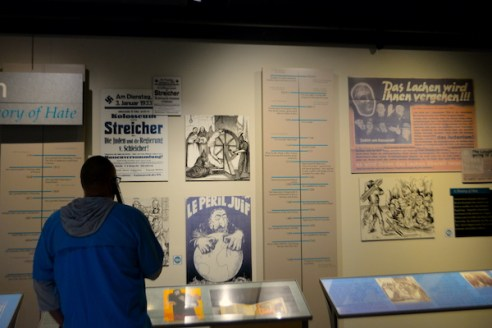 Florida Holocaust Museum - Travel Blogger - St Petersburg Florida - Holocaust Museum