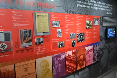 Florida Holocaust Museum - Travel Blogger - St Petersburg Florida