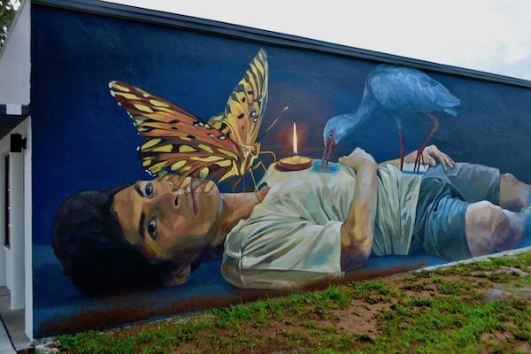 St Pete murals - St Petersburg Florida - Jade Rivera