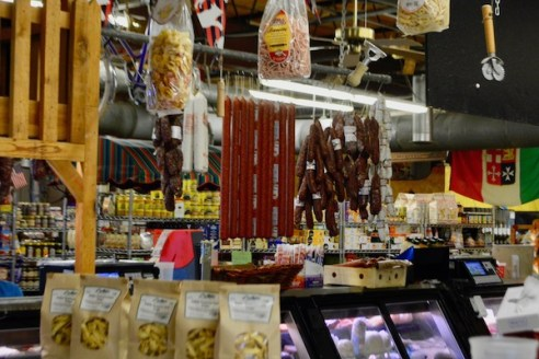 Mazzaro's - St Petersburg Florida- Florida culinary destination - Italian specialty foods- imported Italian meats