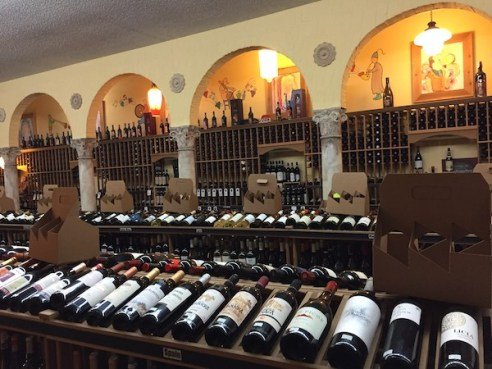 Mazzaro's - St Petersburg Florida- Florida culinary destination - Italian specialty foods - Italian wines