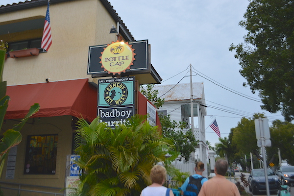 Bad Boy Burrito - Fish Tacos - Hogfish Tacos - Key West - key West fish tacos - Key West Food Tours
