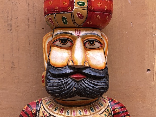 India Travel Blog – Jaipur Handicrafts – Jaipur India - India - hand carved wood - Rajasthani wood carving