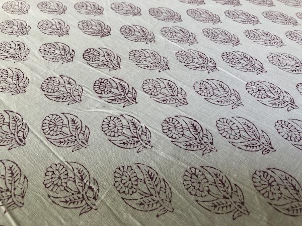 India Travel Blog – Jaipur Handicrafts – Jaipur India - India - block printed fabric