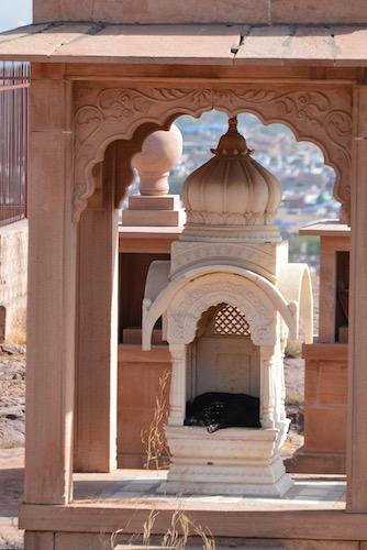 Jaswant Thada – Jodhpur – Rajasthan – India – traveling in India