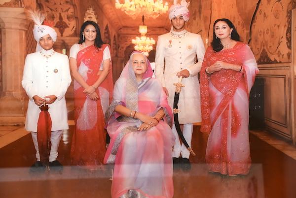 Jaipur Royal Family - Jaipur City Palace - Jaipur India - India travel blog