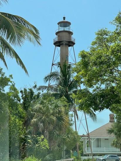 Sanibel Lighthouse - Sanibel Island - Lighthouse Beach Park
