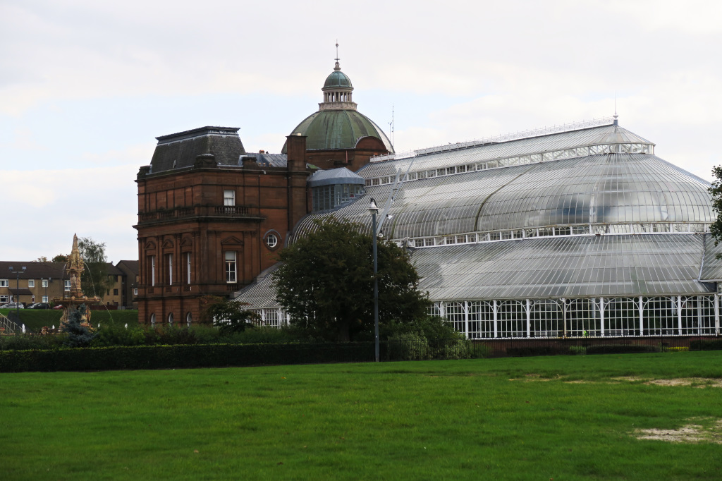 The People's Place and Winter Gardens, Glasgow