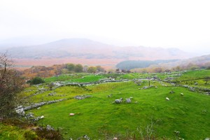 Driving the Ring of Kerry in Ireland