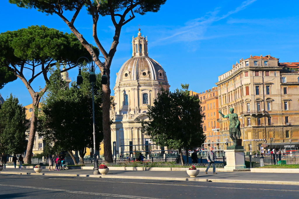 Downtown Rome