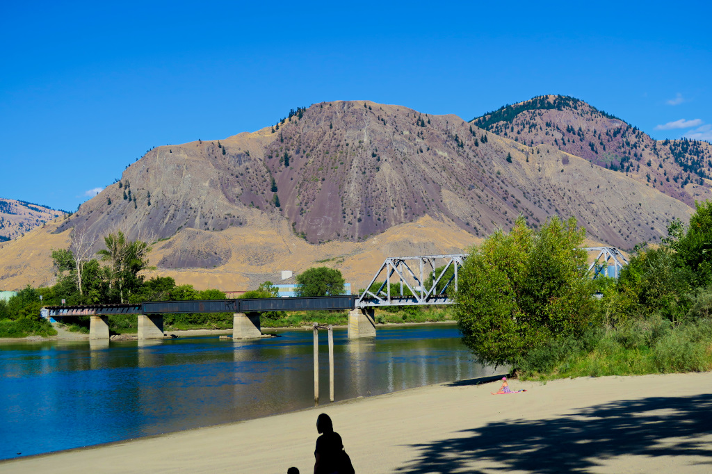 The Riverside Park, Kamloops, BC