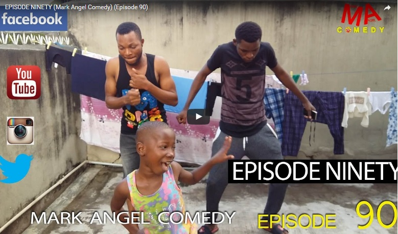 Funny video - Mark Angel Comedy episode 90