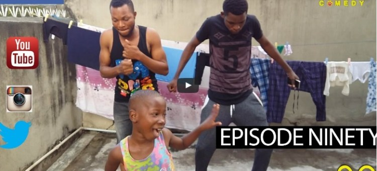 Funny video – Mark Angel Comedy episode 90