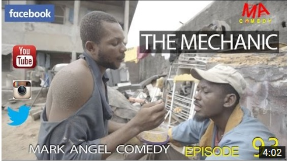 Very funny video - The mechanic (Mark Angel Comedy episode 93)
