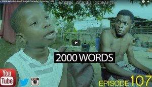 mark angel comedy episode 107