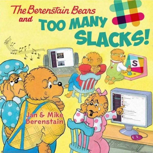 Berenstain Bears Slack