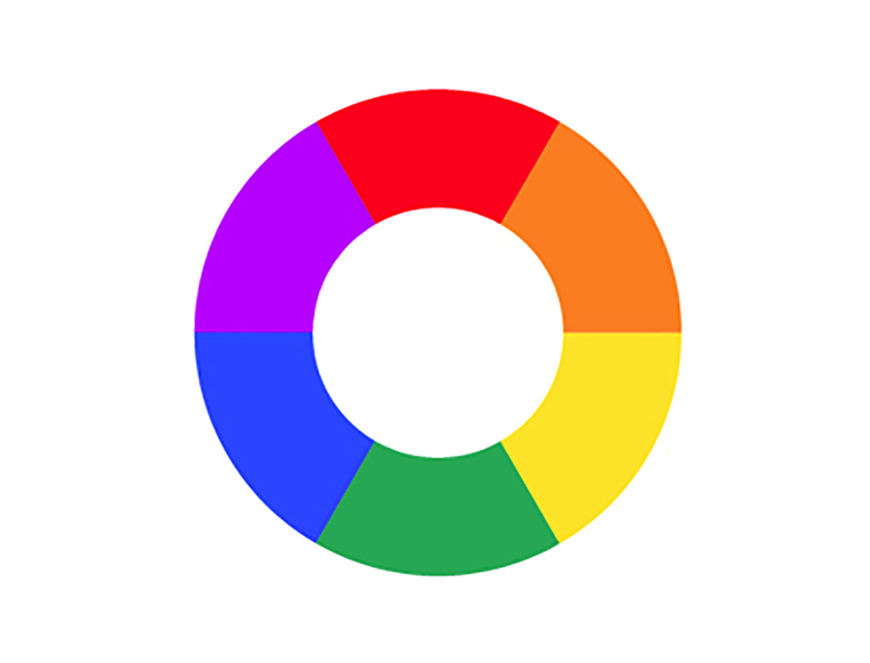 14 Luxury Primary Colors On A Color Wheel Images
