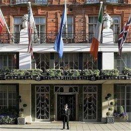 Claridge's, Mayfair, London