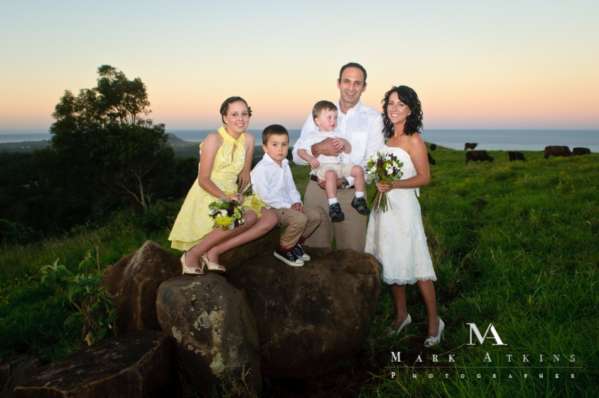 Byron Bay and Lennox Head Wedding Photography by Mark Atkins Photography