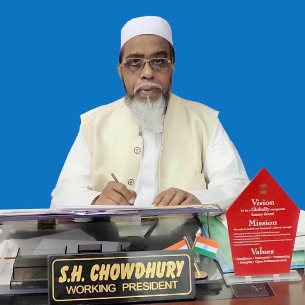 Dr. S.H Choudhury