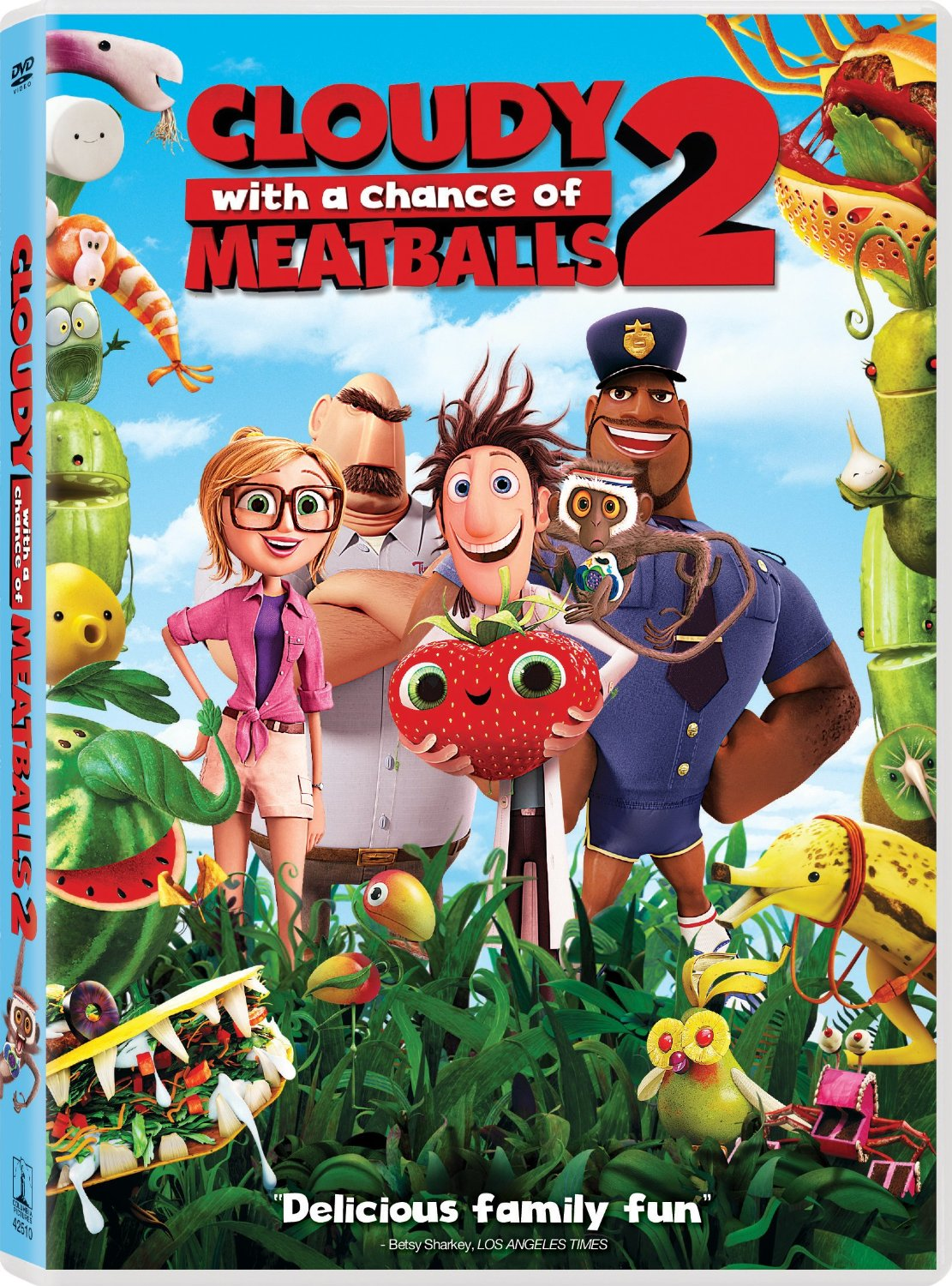 My Thoughts Cloudy With A Chance Of Meatballs 2